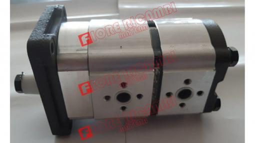 322049800 Pompa idraulica Tandem mietitrebbia Laverda