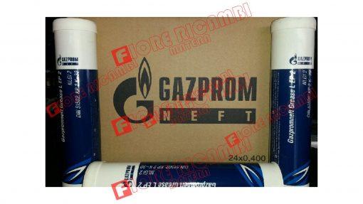 GNG1007 24X400 CARTUCCIA GRASSO 400G GAZPROM L EP 2
